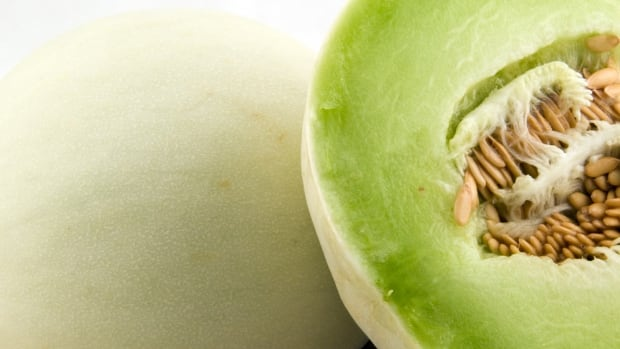 Police say a tractor trailer laden with $50,000 worth of honeydew melons was stolen in Hamilton on Thursday.