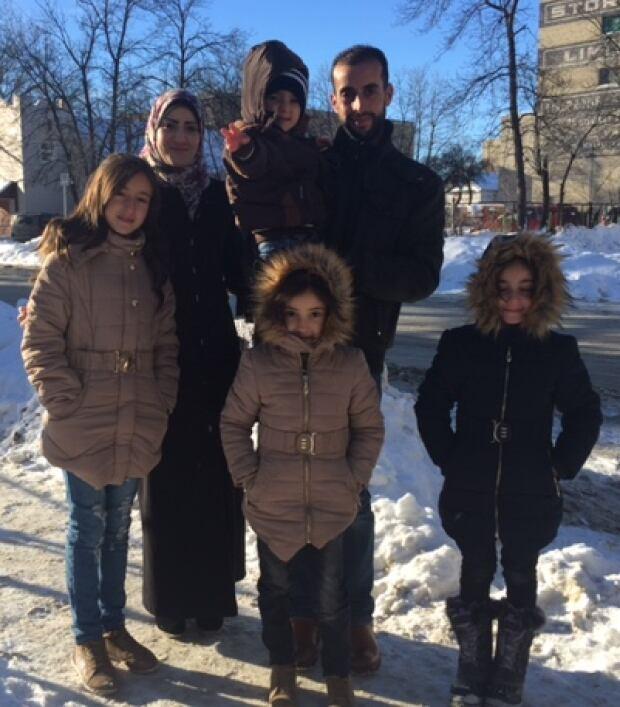 The Alsobihi family
