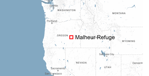Malheur National Wildlife Refuge