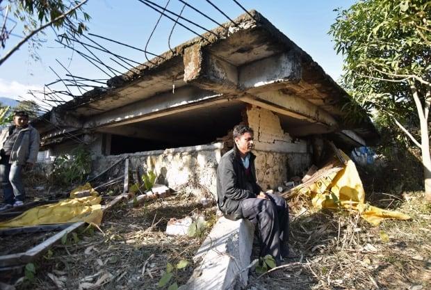 India earthquake Imphal