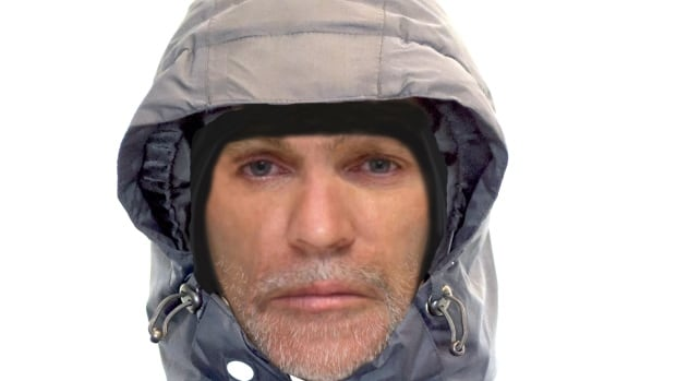 York Regional Police released this composite sketch Monday connected to a sexual assault that took place near the Newmarket GO bus station on New Year's Day.