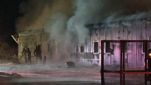 Horses perish in Puslinch barn fire