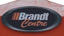 Brandt centre Evraz Place Regina