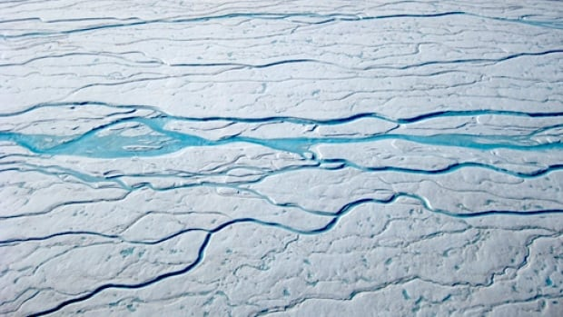 New rivers are appearing on the surface of the Greenland ice sheet as it loses its ability to absorb meltwater, a new study has found.