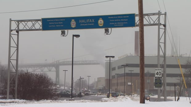 Halifax Dockyard