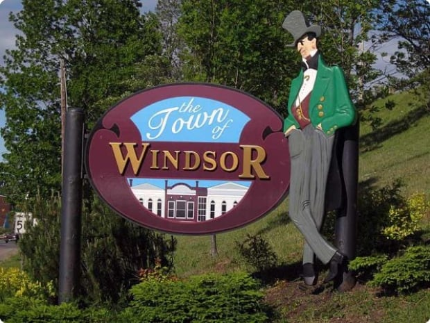 Town of Windsor Nova Scotia