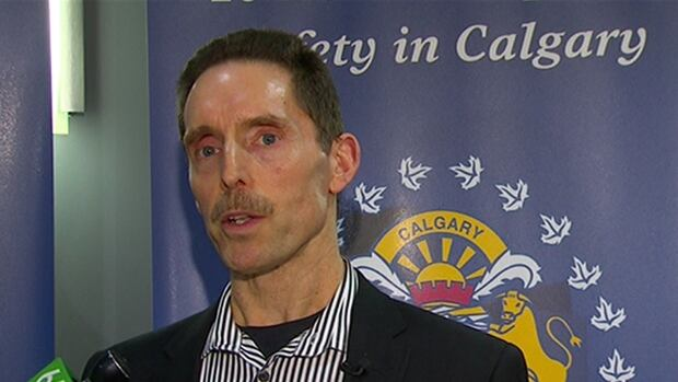 Calgary police Insp. Keith Cain told a news conference Tuesday that police believe the rampage was spurred by a domestic dispute.