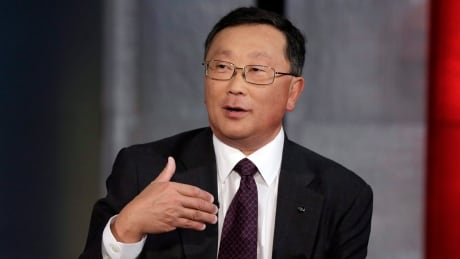 BlackBerry unveils secure smart-city service as CEO opens up about big tech