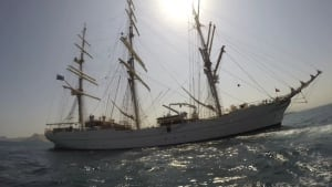 Shabab Oman ship