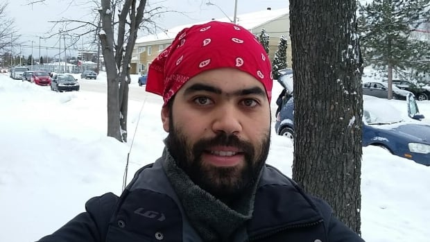 """Omar Chouiekh chose to leave Casablanca to move to Montreal because the city has an """"outstanding diverse population...[and it's] one of the best places to study in the world."""""""