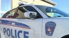 Municipal police car, Gander
