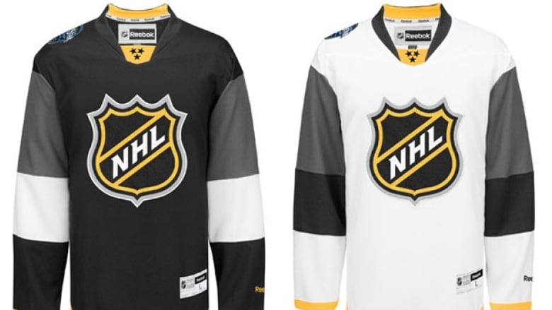 differently 63315 d2e6f NHL All-Star Game jerseys unveiled | CBC Sports