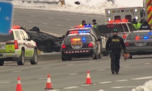 OPP fatal crash Highway 416 417 Jan 6 2016
