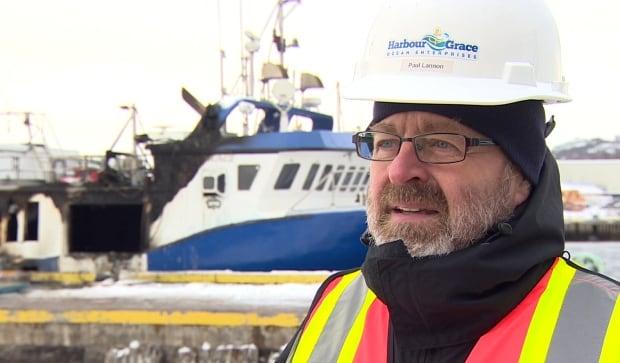Paul Lannon, Harbour Grace Ocean Enterprises