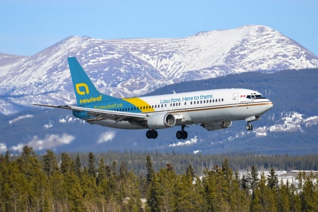 Flair Airlines Purchase Of Newleaf Could Lead To Cheaper