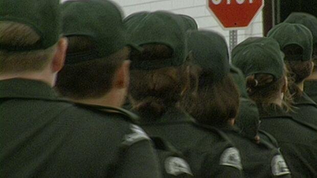 Cadets file photo CBC