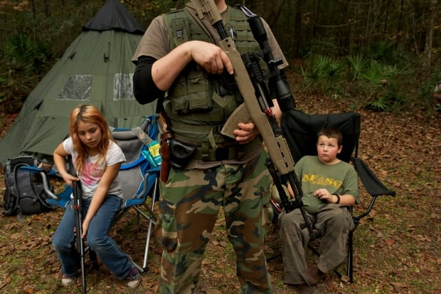 USA-MILITIA North Florida Survival Group 2012