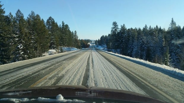 The almost 2,000 members in the Taking Back East Kootenay Highways Facebook group post images of the conditions they see driving on Highways 3 and 93.