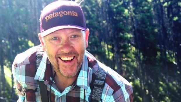 "Filmmaker Travis Lowe is the man behind ""Finding Fontinalis."""