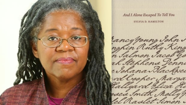 In her new poetry collection, Sylvia Hamilton explores the lives of early black Nova Scotians.