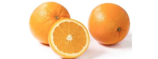 2.5 oranges