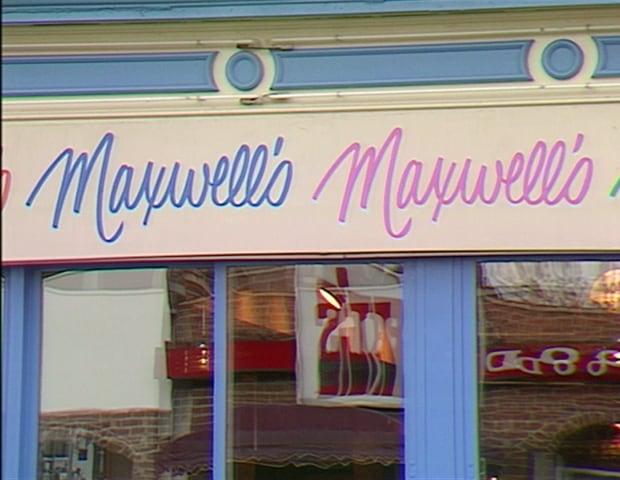 Maxwell's Elgin Street Ottawa archives 1991 CBC