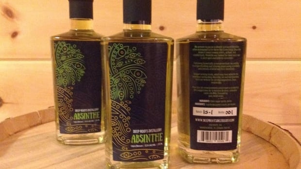 Deep Roots Distillery in Warren Grove is the first on P.E.I. to make absinthe.