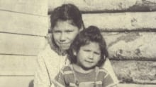 Freda and Stella Cardinal