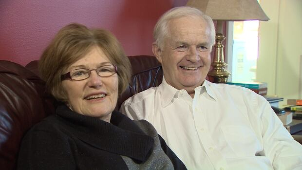 Diane and Bob Power