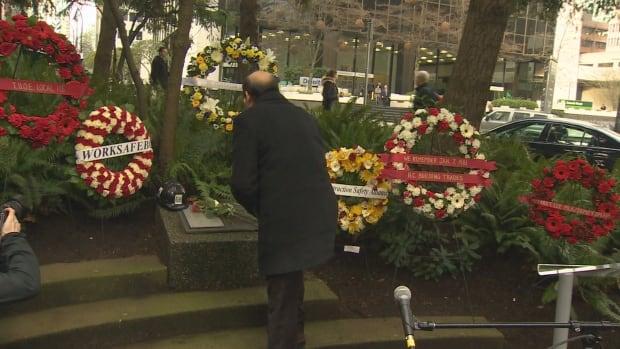 Bentall Centre Tragedy memorial