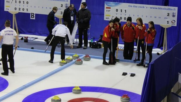The teams will head to the World Junior Championships in Turkey in March.