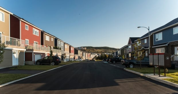 Pleasantville, N.L., is turning a military base into a residential area.