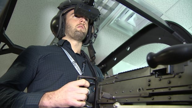 Bluedrop Performance Learning builds realistic helicopter cockpits and develops computer simulations to train military personnel. The low Canadian dollar has been a mixed blessing for the company.