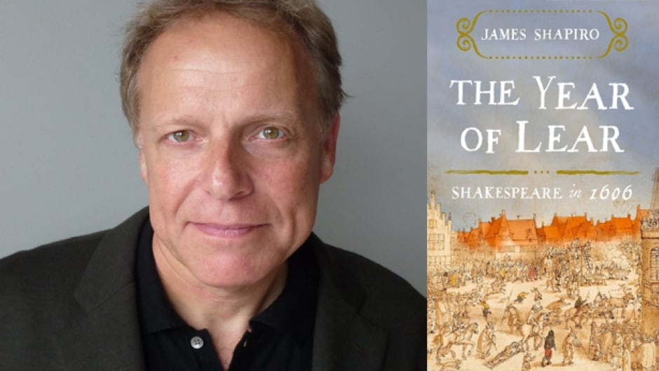 In his new book, James Shapiro weaves a narrative that connects what was happening politically and socially in the world with what Shakespeare produced for the stage.