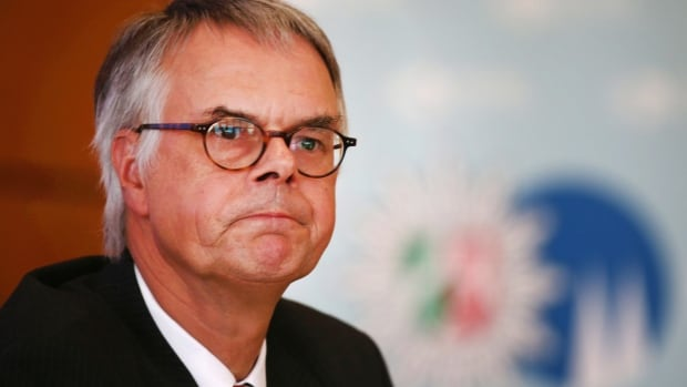 Cologne police said Friday that the city's head of police, Wolfgang Albers, has been sent into early retirement by the state government.