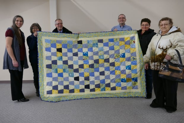 Quilt people