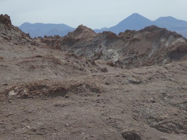 Atacama desert doubles as Mars