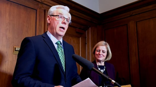 Alberta Premier Rachel Notley and Manitoba Premier Greg Selinger announced Friday in Winnipeg that both provinces will be collaborating on climate change and renewable energy strategies going forward.