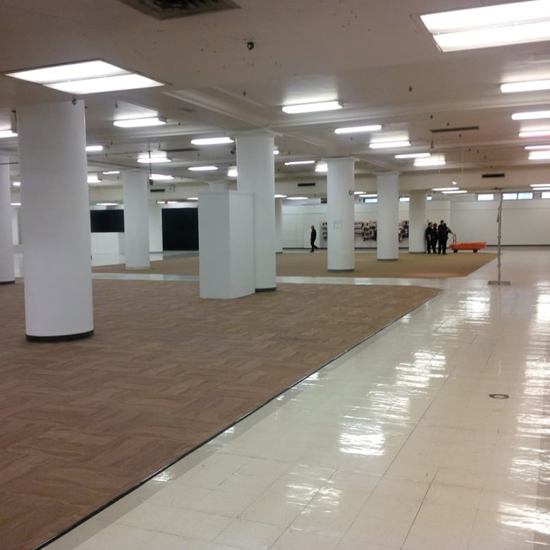 The Bay Downtown In Winnipeg Shrinks Retail Space Again Closing