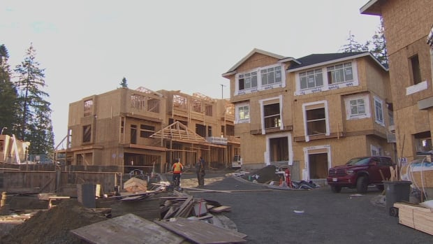 Residential construction is nearing an all time high in Surrey.