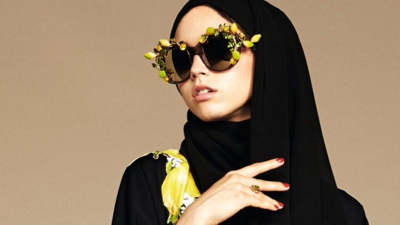 3e8656d7bf Dolce & Gabbana released images from its new abaya and hijab collection  earlier this week, prompting some Muslim women to cheer – and others to  scoff.