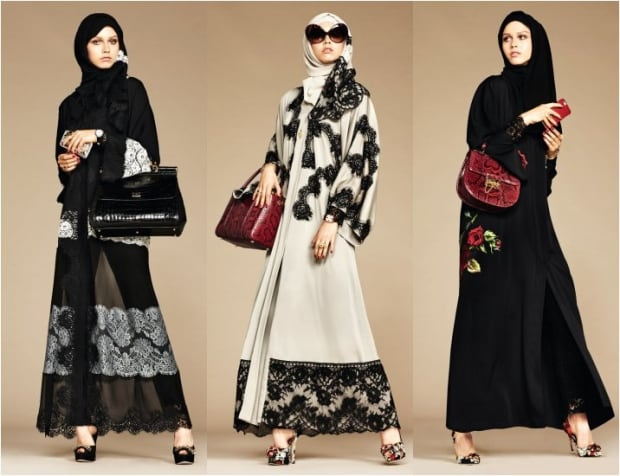 Image result for high fashion hijab