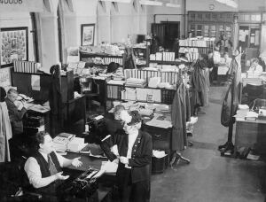 press gallery offices 1948