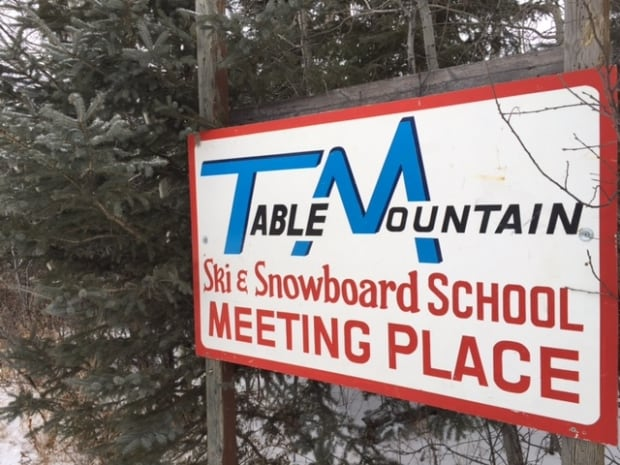 Saskatchewan - table mountain - ski and snowboard