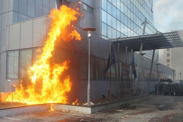 KOSOVO-FIRE/