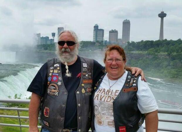 Jeff and Jeri Hamilton