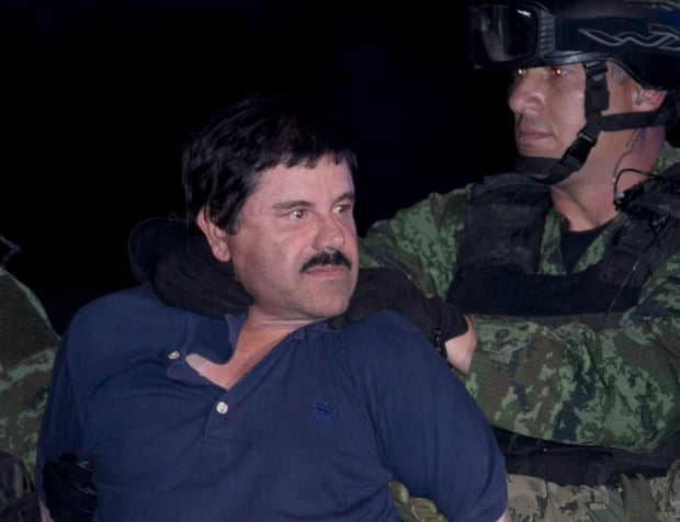 Mexico Drug Lord