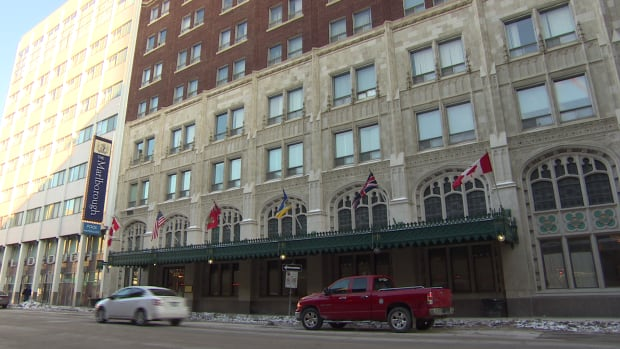 By Sunday evening, the boiler system at Winnipeg's Marlborough Hotel was up and running again.