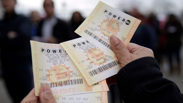 No ticket matched all six Powerball numbers following Saturday's drawing for a record jackpot of nearly $950 million US, boosting the expected payout for the next drawing to a whopping $1.3 billion US.