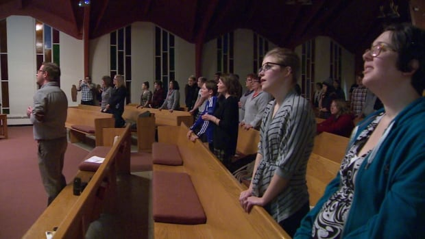 Young Queer Church is a project offering young LGBT Christians a safe place to worship.